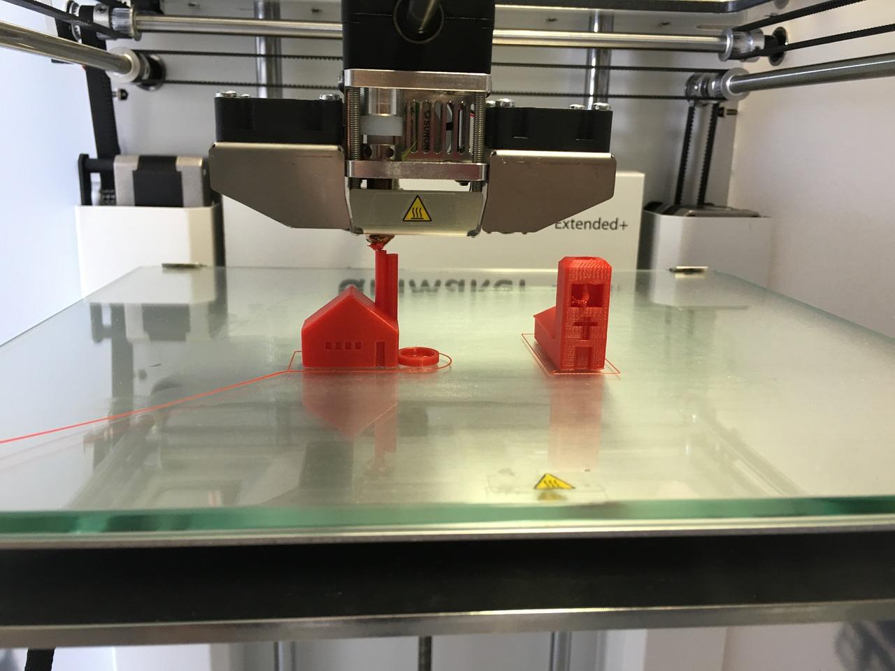 Imprimante 3D, quelles applications ?